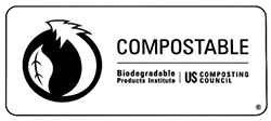 Biodegradable Products Institute label