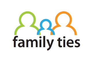 family ties logo