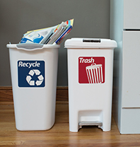 Expand your recycling habit