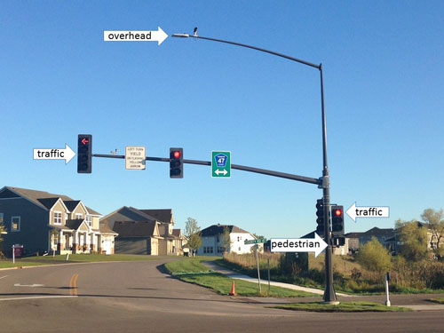 traffic signal reporting hennepin county