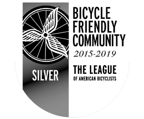 Bicycle friendly community silver award