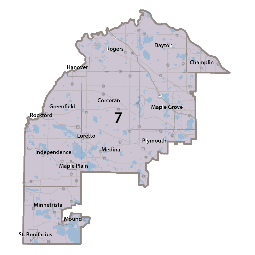 7th district map