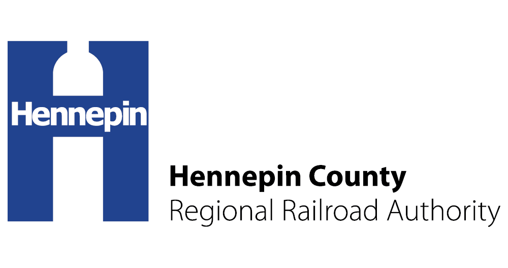 Hennepin County Regional Railroad Authority logo