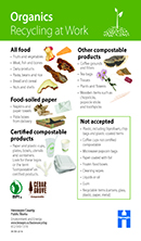 organics recycling at work guide