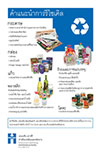 thai recycling guide image