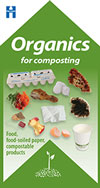 organics label with photos image